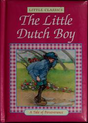 Cover of: The little Dutch boy