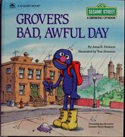 Cover of: Grover's bad, awful day