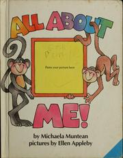 Cover of: All about me!