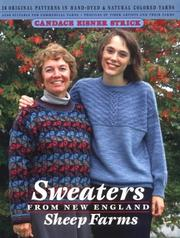 Cover of: Sweaters from New England Sheep Farms
