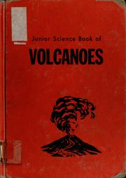 Cover of: Junior science book of volcanoes
