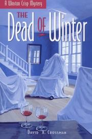 Cover of: The dead of winter | D. A. Crossman