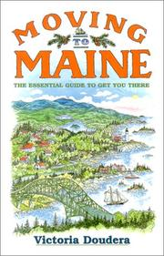 Cover of: Moving to Maine | Victoria Doudera