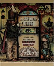Cover of: A Special Trick | Mercer Mayer