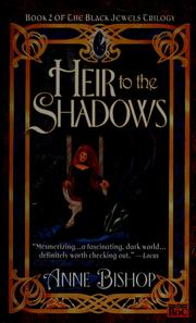 Cover of: Heir to the shadows