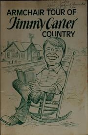 Cover of: Armchair tour of Jimmy Carter country