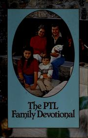 Cover of: The PTL family devotional