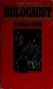 Cover of: Holocaust by Gerald Green