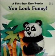 Cover of: You look funny!