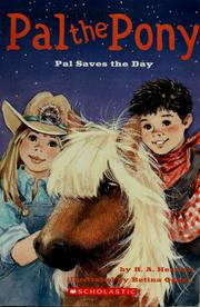 Cover of: Pal saves the day