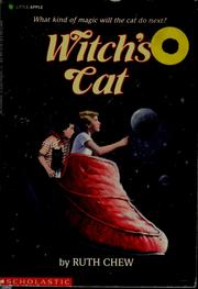 Cover of: Witch's cat by Ruth Chew