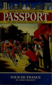 Cover of: Tour de France