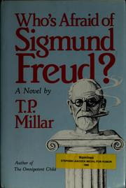 Cover of: Who's afraid of Sigmund Freud?