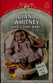 Cover of: Who's that baby?