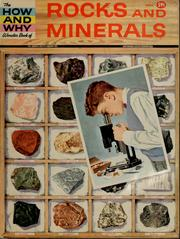 Cover of: The how and why wonder book of rocks and minerals by Nelson W. Hyler