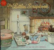 Cover of: The Littles' scrapbook