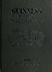 Cover of: Guinness book of world records, 1986 / Norris McWhirter ; David A. Boehm, American editor