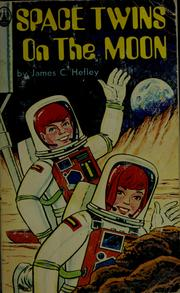 Cover of: Space twins on the moon