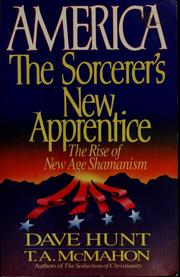 Cover of: America, the sorcerer's new apprentice
