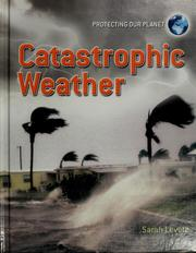 Cover of: Catastrophic weather