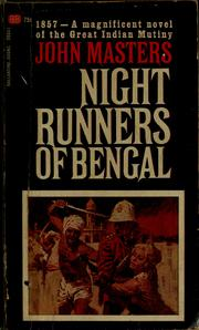 Cover of: Nightrunners of Bengal | John Masters