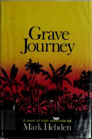 Cover of: Grave journey
