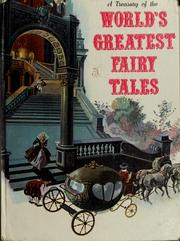 Cover of: A treasury of the world's greatest fairy tales. | Helen Hyman