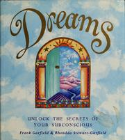 Cover of: Dreams | Frank Garfield