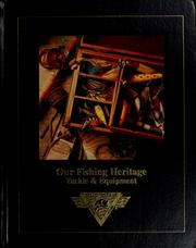 Cover of: Our fishing heritage