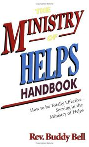 Cover of: Ministry of Helps Handbook