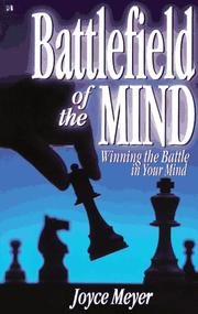 Cover of: Battlefield of the Mind