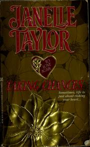 Cover of: Taking chances