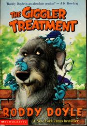 Cover of: The Giggler treatment | Roddy Doyle
