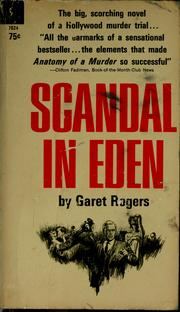 Cover of: Scandal in Eden | Garet Rogers