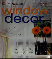 Cover of: The new smart approach to window decor