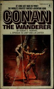Cover of: Conan the Wanderer