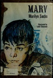 Cover of: Marv