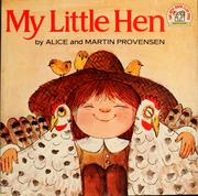 Cover of: My little hen