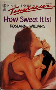 Cover of: How sweet it is!