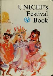 Cover of: UNICEF's festival book