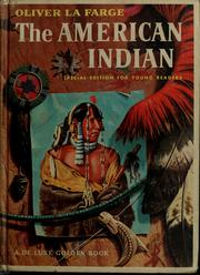 Cover of: The American Indian