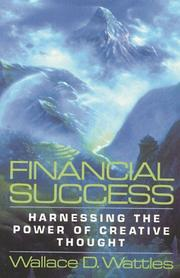 Cover of: Financial Success