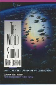 Cover of: The world is sound