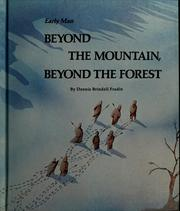 Cover of: Beyond the mountain, beyond the forest