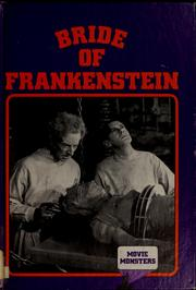 Cover of: Bride of Frankenstein