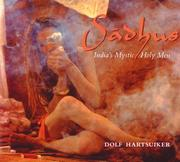 Cover of: Sadhus | Dolf Hartsuiker