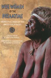 Cover of: Wise Women of the Dreamtime