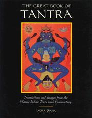 Cover of: The Great Book of Tantra