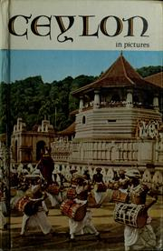 Cover of: Ceylon in pictures