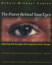 Cover of: The power behind your eyes